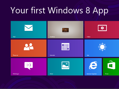 How do I get started building Windows Phone 8 apps?