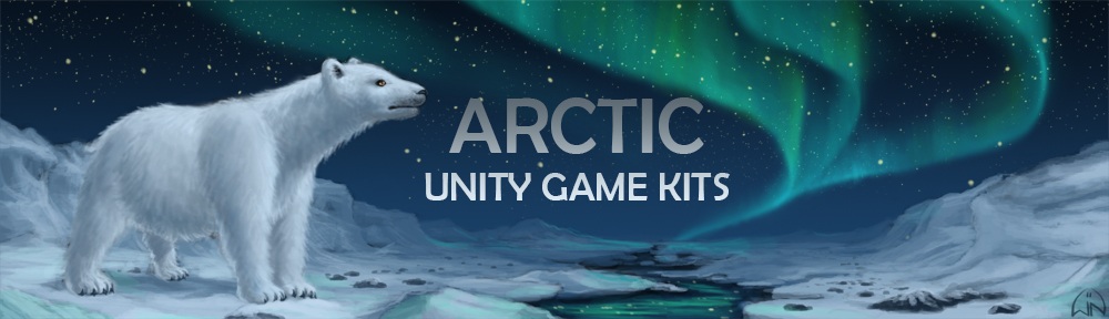 Arctic Unity Game Kits – Unity Game Templates for the absolute ...